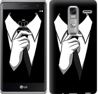 "Чехол на LG Class H650E Галстук ""2975c-241-328"""