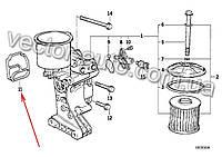 Прокладка адаптера фильтра масляного BMW 11421719855 двиг. M50,M52,M54,M56,S50,S52,S54 (OEM BMW)