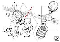 Прокладка адаптера фильтра масляного BMW 11427508970 двиг. N40,N42,N43,N45,N45N,N46,N46N (OEM BMW)