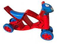"Детский Беговел Мотоцикл ""Минибайк"" со звуковыми эффектами 55/45/31 см. ТМ ФЛАМИНГО Артикул 0137/01."