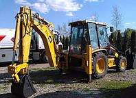 Экскаватор-погрузчик CAT 428D 2006 год