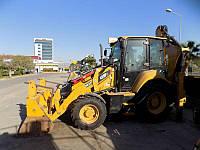 Экскаватор-погрузчик Caterpillar 428 F2 2015 год, фото 1
