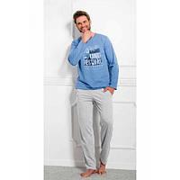 Пижама TARO 1007 KAROL AW16, размер 2хл, хлопок, Польша