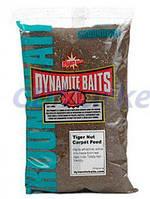 Dynamite Baits Акция! Прикормка рыболовная Dynamite Baits Tiger Nut Carpet Feed XL830. Постоянным покупателям скидки от 5 до 20%.