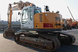 Гусеничный экскаватор LIEBHERR R 924 COMPACT LITRONIC 2011 год
