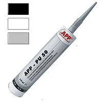 Герметик полиуретановый шовный APP-PU 50 (310мл) Белый