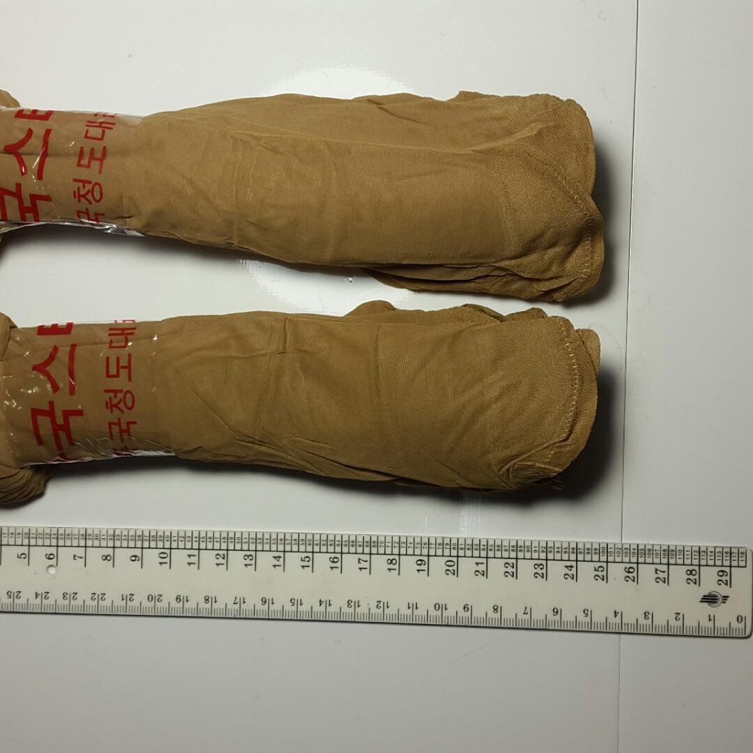 Капроновые носки женские