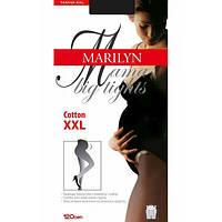 Колготы MARILYN COTTON 120 MAMA BIG, хлопок, размер 6 (ххl) Польша