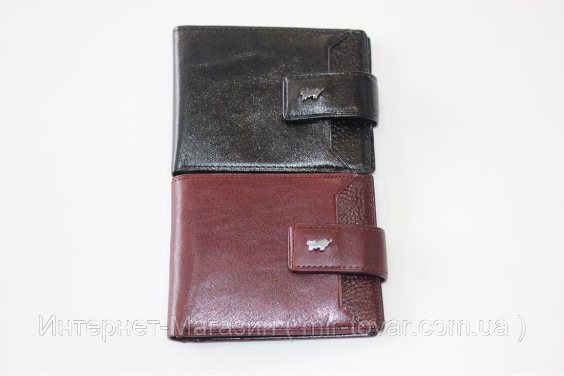 a40440dec2d8 Мужской маленький кошелек кожаный коричневый - Интернет-Магазин (  mir-tovar.com.