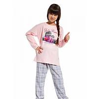 Пижама CORNETTE KY-534/81, размер 134-140 , Польша, хлопок