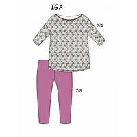 Пижама CORNETTE PD-147/157 IGA, фото 1