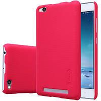 Чехол Nillkin Matte для Xiaomi Redmi 3 (+ пленка) Красный