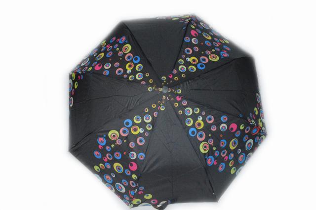Зонтик женский Капитошка полуавтомат (4834) фото 1