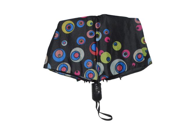 Зонтик женский Капитошка полуавтомат (4834) фото 2