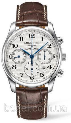 Чоловічі годинники Longines L2.759.4.78.5
