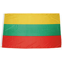 Флаг Литвы 90х150см MFH 35103W