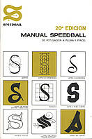 Speedball Textbook. For Pen and Brush Lettering, 20th Edition