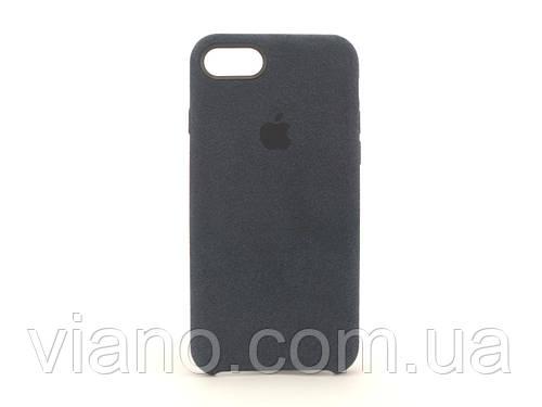 Нейлоновый чехол iPhone 7/8 (Тёмно-синий) Nylon case