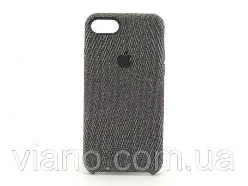 Нейлоновый чехол iPhone 7/8 (Тёмно-серый) Nylon case