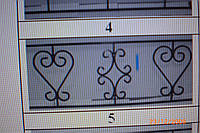 Оградка на могилу -4