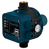 Контроллер давления электронный Katran 1.1кВт Ø1 + рег давл вкл 1.5-3.0 bar Katran (779755)