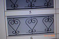Оградка на могилу -5