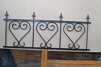 Оградка на могилу -6