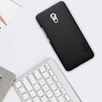 Чехол Nillkin Matte для Meizu Pro 6 Plus (+ пленка) Черный
