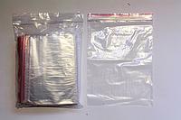 Пакети з замком zip-lock 15 х20 см / уп-100шт