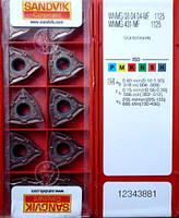 WNMG 080404 MF 1125 SANDVIK пластины твердосплавные сменные