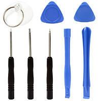 Набор инструментов для телефонов и планшетов  (5 отвертки, 2 медиатора, 2 лопатки и присоска)