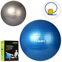 Мяч для фитнеса 65 см ( MS 1540)