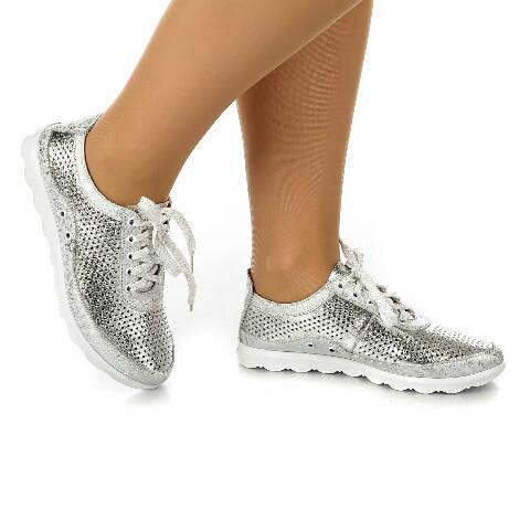 8139.2 | Женские туфли на плоской подошве (36-40)