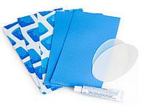 Ремкомплект для каркасных бассейнов (синий) Intex 10114, фото 1