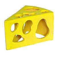 Домик керамический для грызунов Сыр ТМ Природа 5х7см