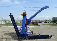 Самопередвижной зернометатель ЗМ-60, ЗМ-60А, ЗМ-60У, ЗМ-90
