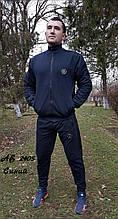 Мужской спортивный костюм с пришивной лейбой PHILIPP PLEIN.