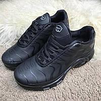 ac50840c Мужские кроссовки Nike Air Max Tn Plus Black, Копия: продажа, цена в ...