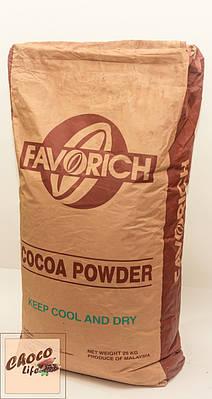 Какао порошок алкалізований, жирність 10-12%. Індонезія/Малайзія