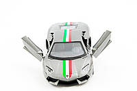 Lamborghini Aventador, металлическая машинка, Kinsmart