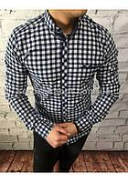 Мужская рубашка VARETTI MR-021 КНОПКА (ТРАНСФОРМЕР)