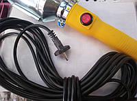 Переноска автомобильная 10м с сечением кабеля 2 х 0,75мм