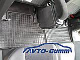 Автомобильные коврики для Kia Rio II 2005-2011 Avto-Gumm, фото 2
