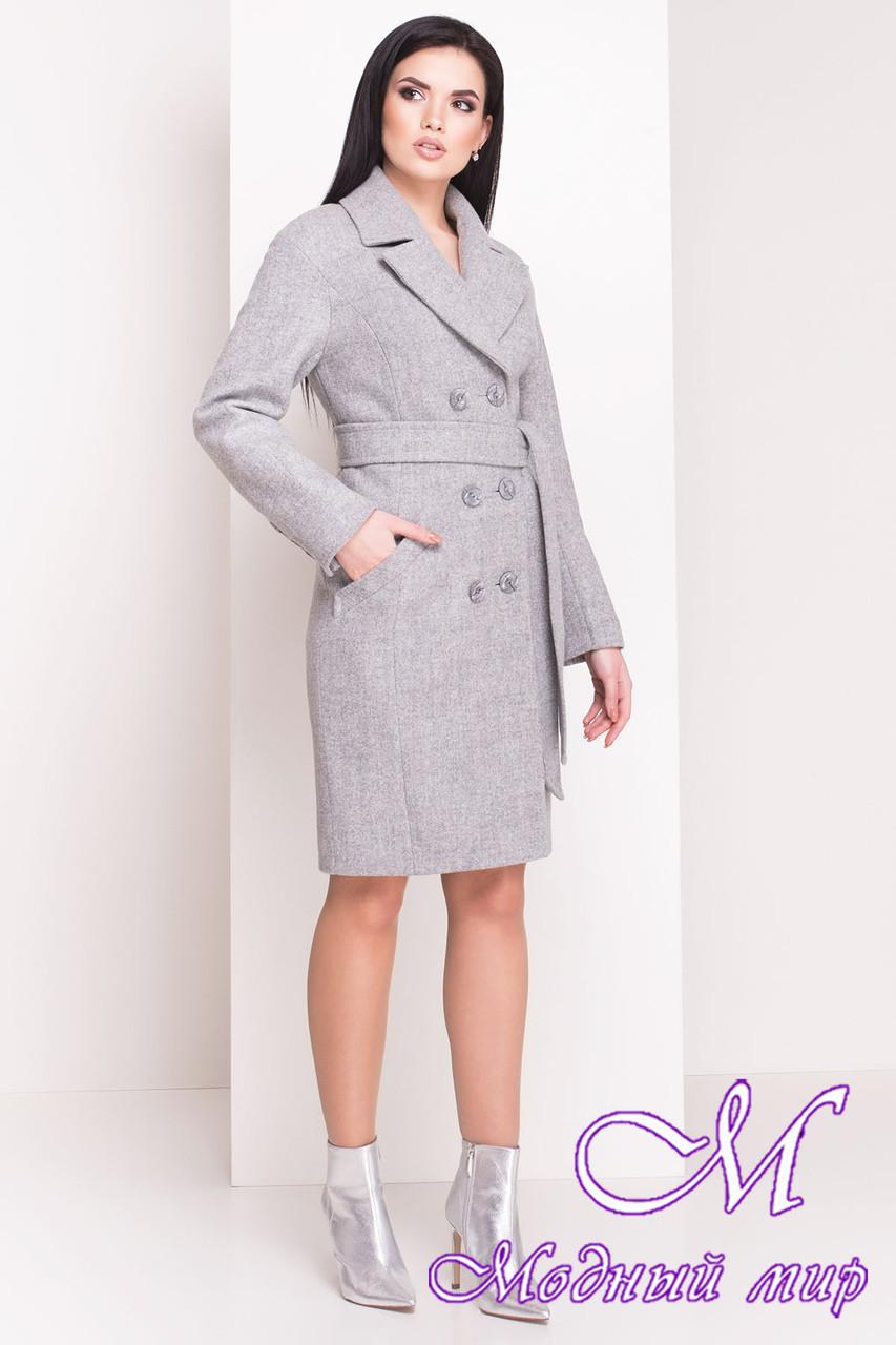 """Женское весеннее пальто (р. XS, S, M, L) арт. """"Джи-Джи 4454"""" - 21328"""