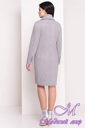 """Женское весеннее пальто (р. XS, S, M, L) арт. """"Джи-Джи 4454"""" - 21328, фото 2"""