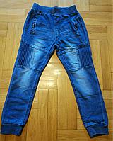Джинсовые брюки для мальчиков оптом, Grace, 98-128 рр., арт.B80091