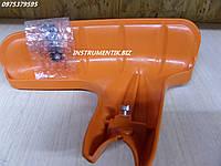 Защитный кожух в сборе из 3 частей для мотокосы Stihl FS 55