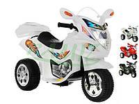 Детский мотоцикл Racer BJX-088 В наличии 3цвета 6V/4,5Ah двигатель 18W