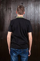 Мужская футболка с вышивкой, фото 3