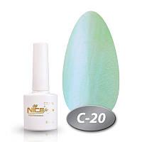 Гель-лак Nice for you Professional 8,5 ml №20